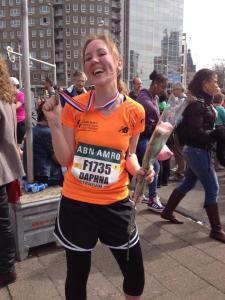 1e marathon foto