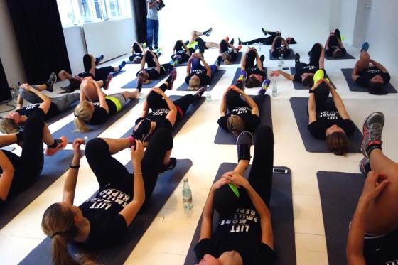 training Nike